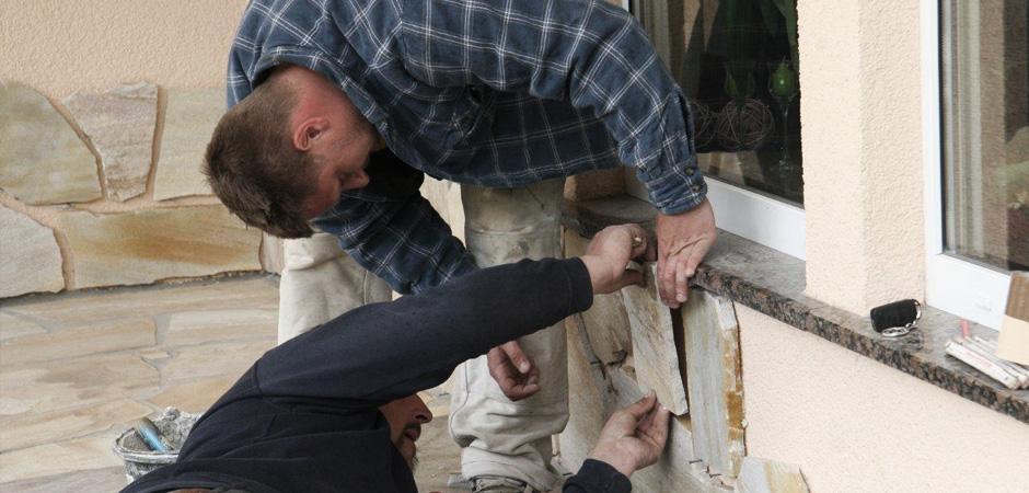 Hausrenovierung und Kernsanierung